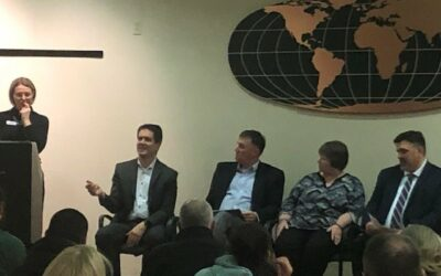 North Dakota Career Builders Panel Discussion in Grand Forks